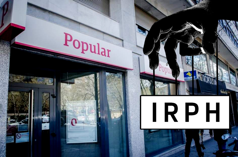 Irph y suelo banco popular condenado en molina de segura for Hipoteca clausula suelo banco popular