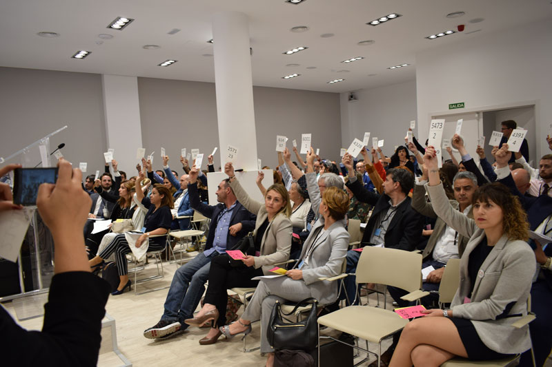 Asamblea Asufin 6.6.2018 Votaciones