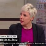 ASUFIN en TELEMADRID sobre planes de pensiones y plusvalías – 19.02.19