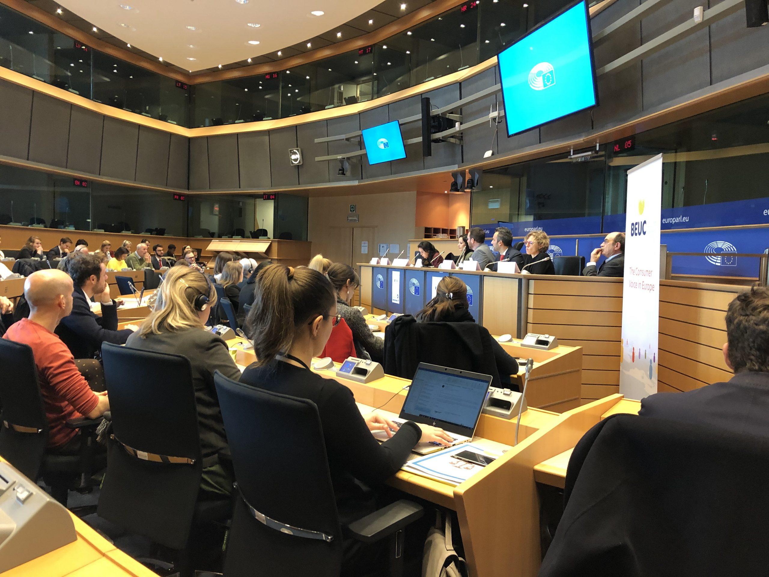 EUROPA: Ofensiva de los consumidores europeos contra el greenwashing de las empresas