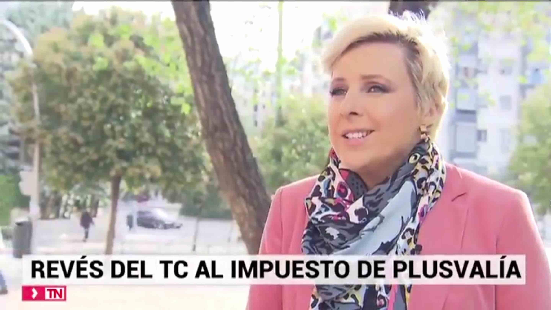 ASUFIN en TELEMADRID sobre plusvalías – 01.11.19