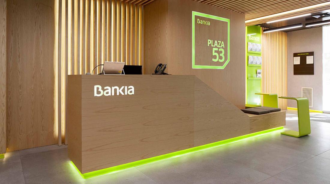 OFINA DE BANKIA gastos