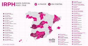 MAPA IRPH: Nueva sentencia favorable en Córdoba