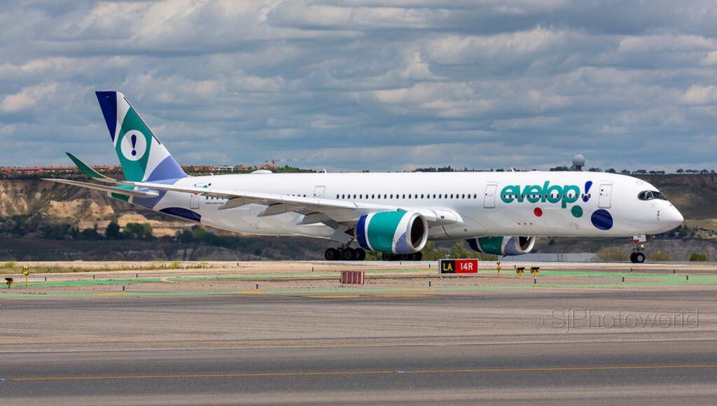 AEROLINEAS: ASUFIN vence a Evelop Airlines y recupera 16.800€