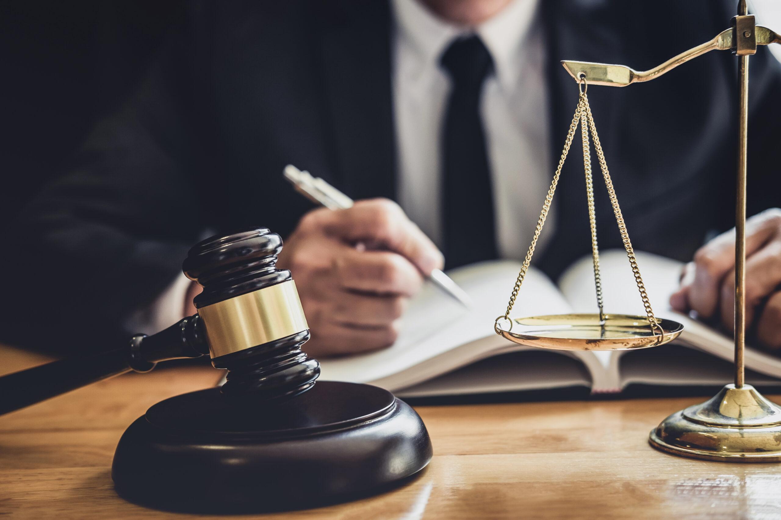 Colapso año judicial